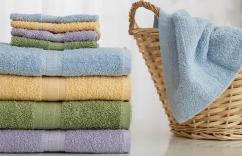 Towels are important for every bath