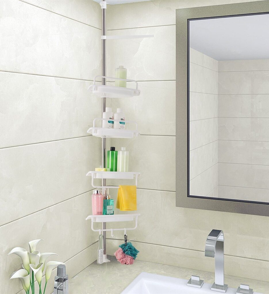 Picture of: 9 Best Shower Caddy Options For 2020 Bathroom Inspector