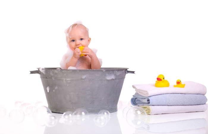baby-bathtub